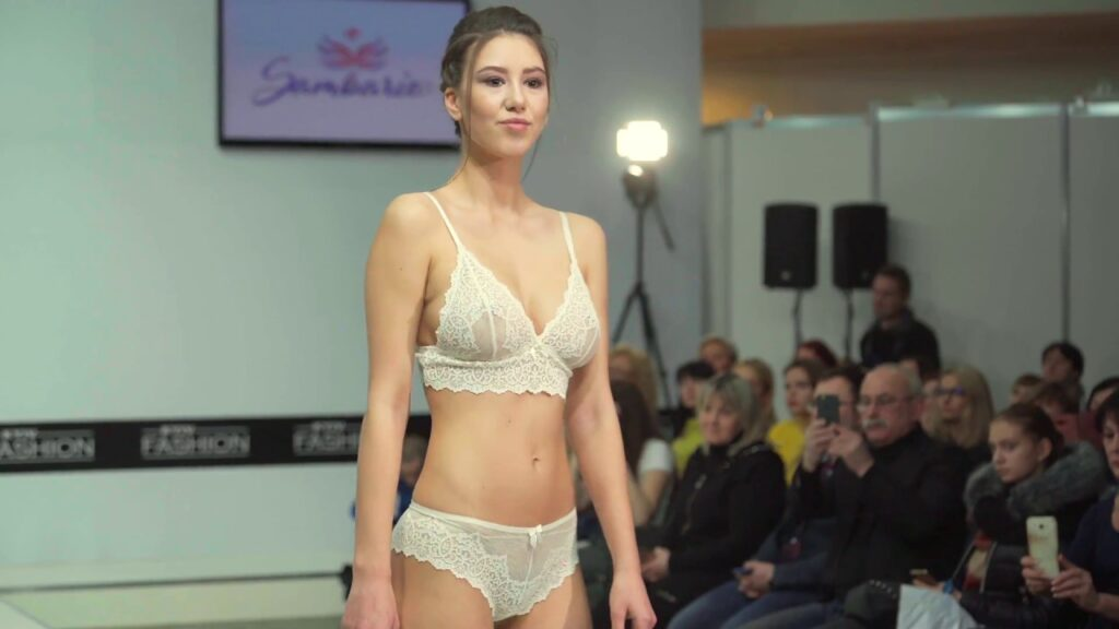 Latest lingerie trends