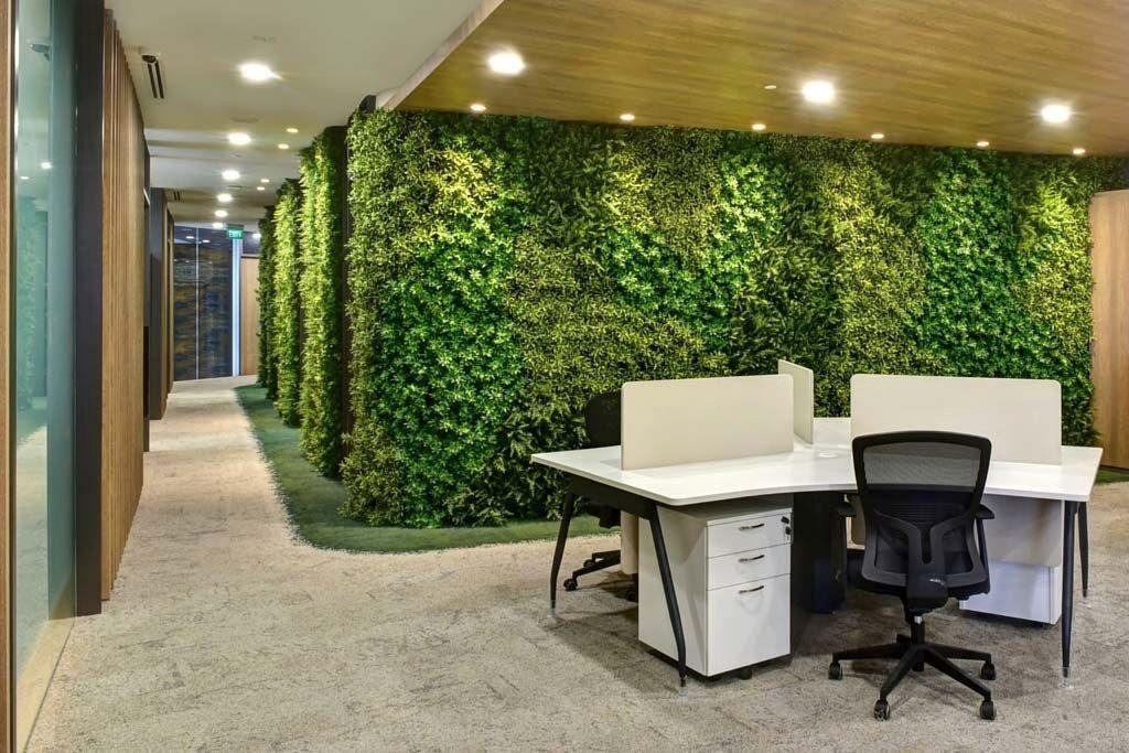 Fake Vertical Garden for your House