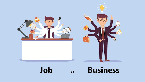 Why Starting Your Own Business is Better Than a Job