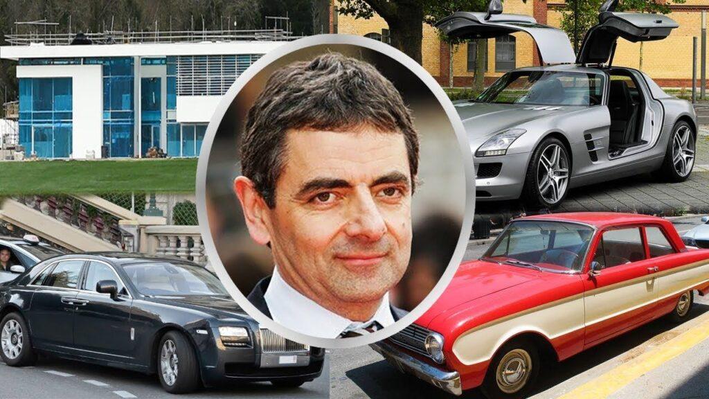 Rowan Atkinson Net Worth