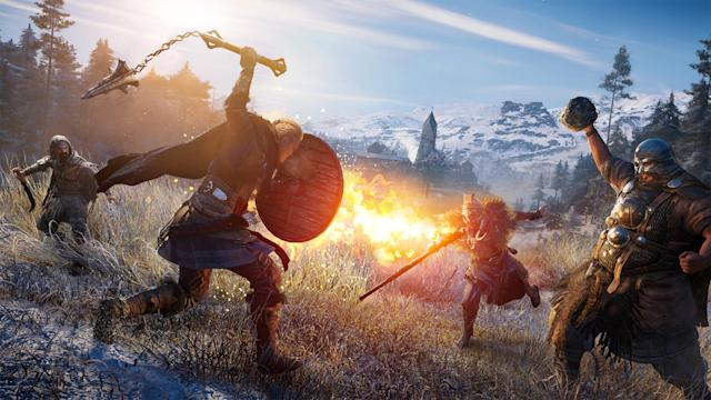 Assassin's creed could become an online service game.