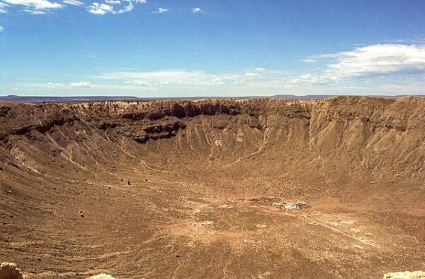 Autonomous drones learn to find 'hidden' meteor impact sites