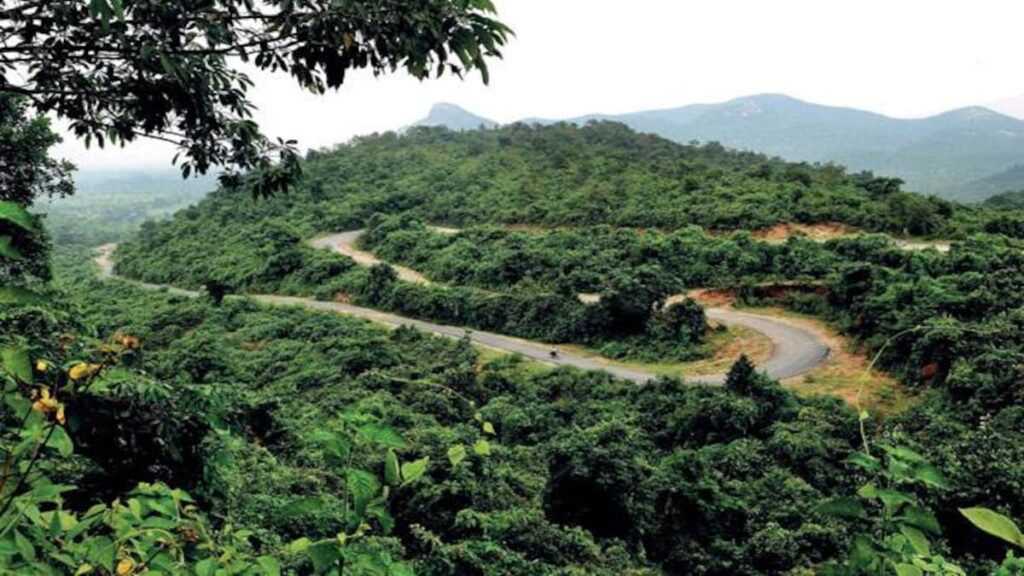 Best places to visit in monsoon in west bengal