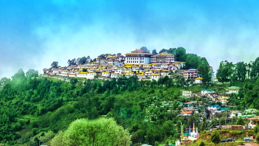 Best places to visit in north east india in july