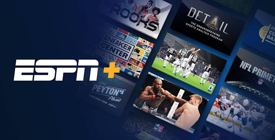 ESPN + subscriptions are receiving a price increase on August 13.