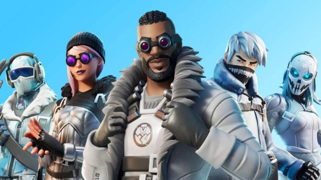 Fortnite PSA This is the last weekend to send your own skin concept.