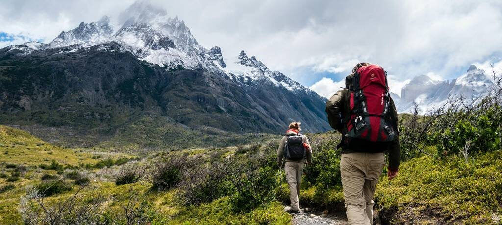 Guided Hiking Trekking Backpacking Tours Trips