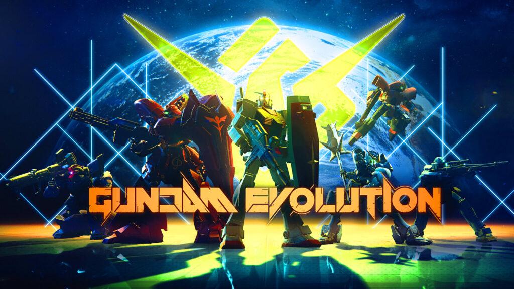 Gundam Evolution Trailer delivers an action FPS 6V6 PVP Finally