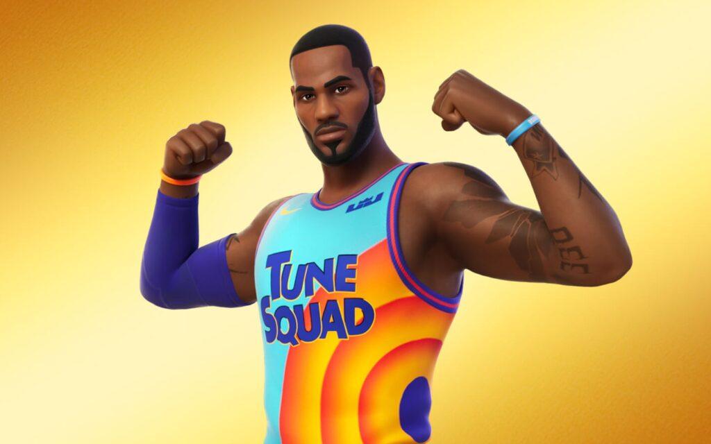 LeBron James comes to 'Fortnite' on July 14.