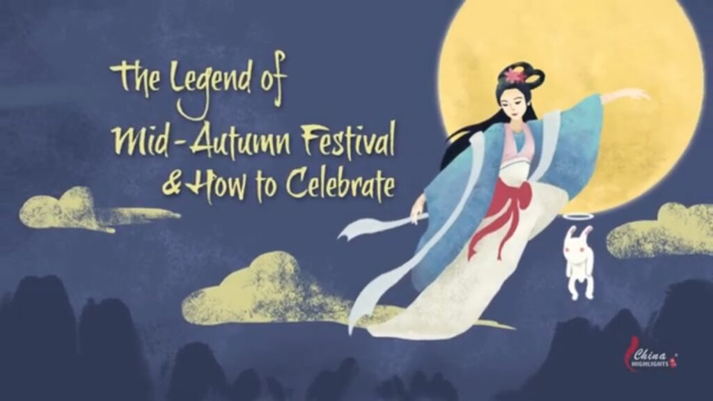 Legends of Mid-Autumn Festival