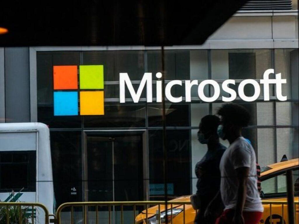 Microsoft is buying CLOUD CYBERSEGURIDAD COMPANY RISKIQ