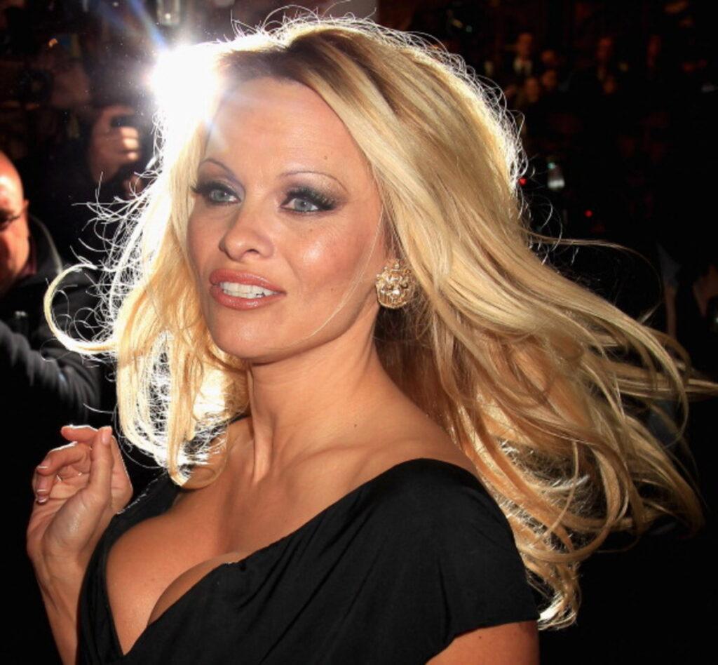 Pamela Anderson bio data personal life net worth 2021