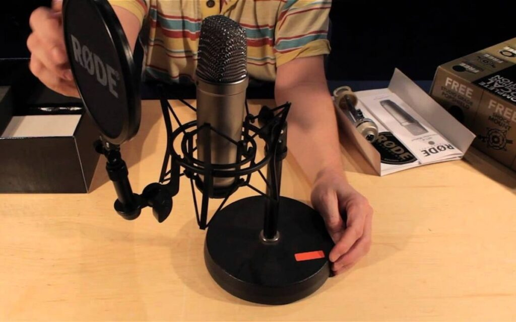 Rode NT1-A Condenser Microphone Review