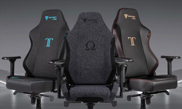 Secretlab Titan EVO 2022 Ramps Up Game Chair Finesse