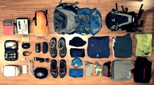 Things needed trekking