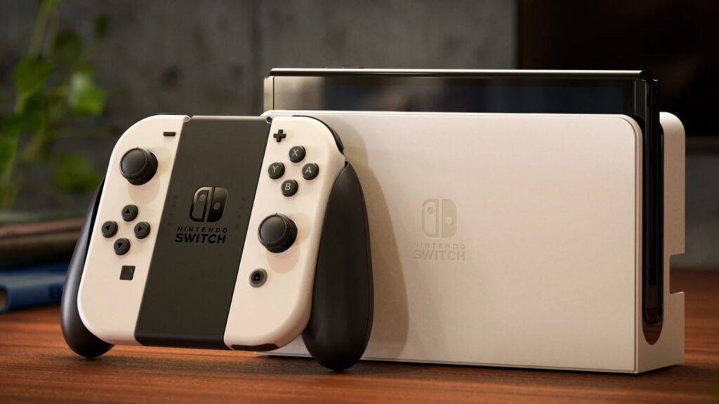 Who is the Nintendo OLED switch really for