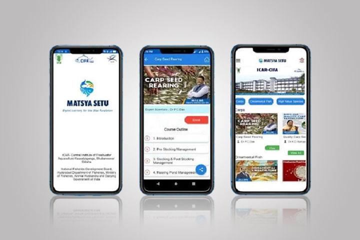 matsya setu app