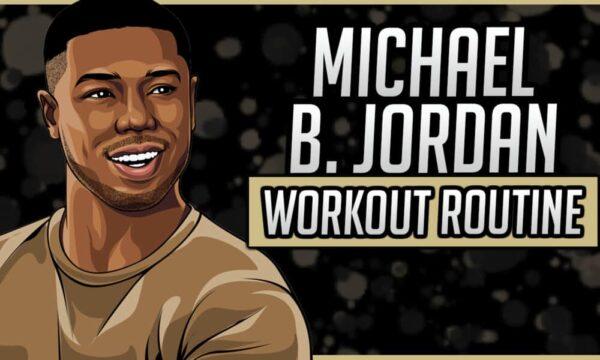 Michael B Jordan Workout Routine